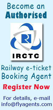 become an authorised railway e-ticket agent